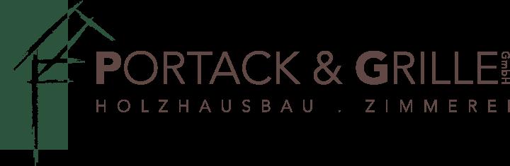 Portack & Grille Logo