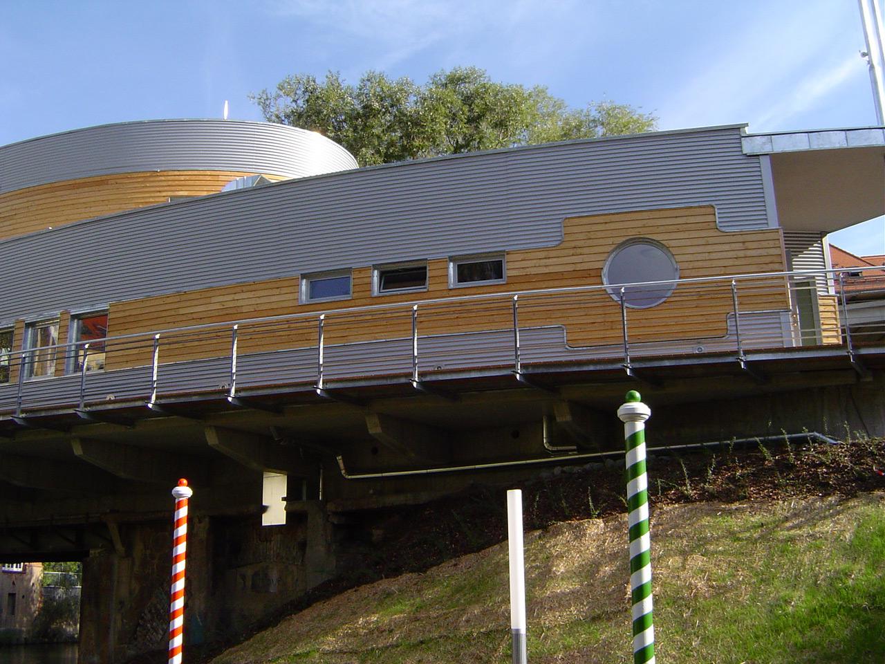 Riverboat Leipzig